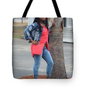 Cool With Braids 6  Tote Bag