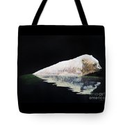Cooling Off-chinook Tote Bag