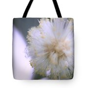 Coolly Abstract Tote Bag