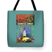 Cooper Chevy Tote Bag