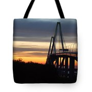 Cooper River Bridge - Charleston Sc Tote Bag