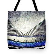 Cooper River Bridge Tote Bag