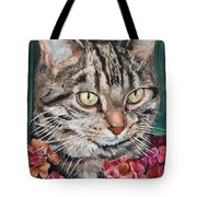 Cooper The Cat Tote Bag