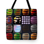 Cooperage 3 Tote Bag by Eikoni Images