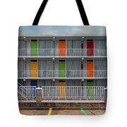 Coordinated Colors Tote Bag