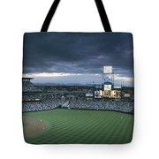 Coors Field, Denver, Colorado Tote Bag