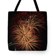 Coors Field Fireworks 4 Tote Bag