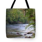 Coosawattee River Tote Bag