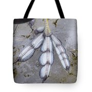 Coot Foot Tote Bag