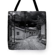 Copala Cobblestone Street Tote Bag