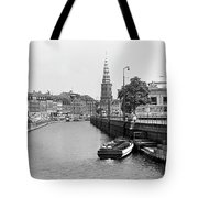 Copenhagen Canal 1 Tote Bag