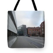Copenhagen Old And New Tote Bag