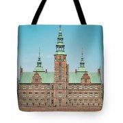 Copenhagen Rosenborg Castle Facade Tote Bag