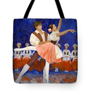 Coppelia Tote Bag
