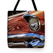 Copper 1957 Chevy Bel Air Tote Bag