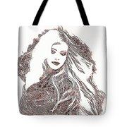 Copper Blonde Tote Bag