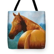 Copper Bottom - Quarter Horse Tote Bag