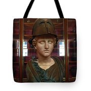 Copper Bust In Rome Tote Bag