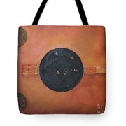 Copper Clad Tote Bag