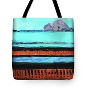Copper Cliffs Beachside Tote Bag