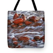 Copper Country Beach Tote Bag