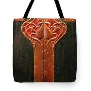 Copper Doors  Tote Bag