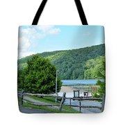 Copper Kettle Trail Tote Bag