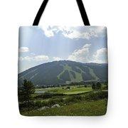 Copper Mountain Ski Area - Copper Mountain Colorado Tote Bag