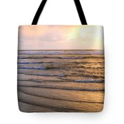 Copper Shores Tote Bag