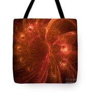 Copper Sunshine Tote Bag