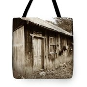 Copper Valley Shack Tote Bag