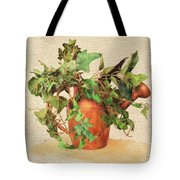 Copper Watering Can Tote Bag