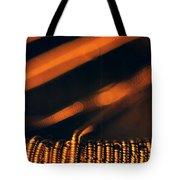 Copper Wirework. Tote Bag