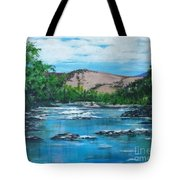 Coppins Crossing, Act, Australia Tote Bag