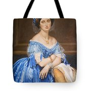 Copy After Ingres Tote Bag