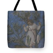 Copy Of Giotto's Frescoes Tote Bag