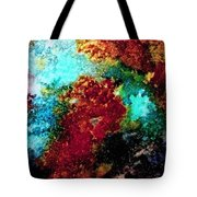 Coral Reef Impression 15 Tote Bag