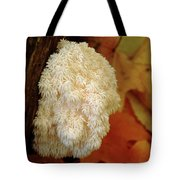 Coral Tooth Tote Bag