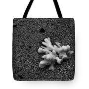 Corals On The Sand Tote Bag