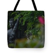 Corazon De Buda Tote Bag