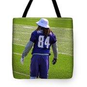 Cordarrelle Patterson Tote Bag