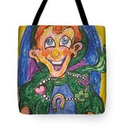 Corey The Lepperchaun Lucky Charms Tote Bag