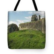 Corfe Castle Tote Bag