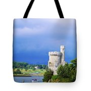 Cork City, Blackrock Castle Tote Bag