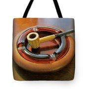 Corn Cob Pipe Tote Bag