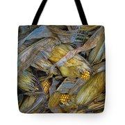 Corn Crops Tote Bag
