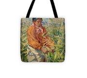 Corn Picker 1915 Tote Bag
