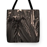 Corn Portrait Tote Bag
