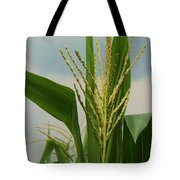 Corn Stalk Tote Bag
