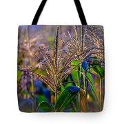 Corn Tassels Tote Bag